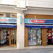 Oficina de Viajes Eroski de Florida en Vitoria-Gasteiz