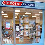 Oficina de Viajes Eroski de Azpeitia