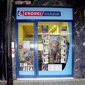 Oficina de Viajes Eroski de Tolosa