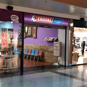 Oficina de Viajes Eroski de Centro Comercial Max Center en Barakaldo