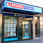 Oficina de Viajes Eroski de Logroño en Logroño