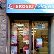 Oficina de Viajes Eroski de Miranda en Miranda De Ebro