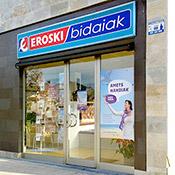 Oficina de Viajes Eroski de Elorrio