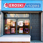 Oficina de Viajes Eroski de Salvatierra-Agurain