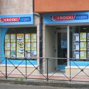 Oficina de Viajes Eroski de Medina de Pomar