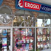 Oficina de Viajes Eroski de Lakua-Arriaga en Vitoria-Gasteiz