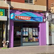 Oficina de Viajes Eroski de Progreso en Burgos