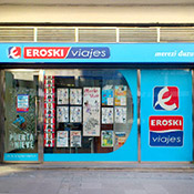 Oficina de Viajes Eroski de Doctor Areilza en Bilbao