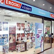 Oficina de Viajes Eroski de Centro Comercial Calahorra en Calahorra
