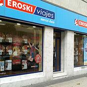 Oficina de Viajes Eroski de Adriano VI en Vitoria-Gasteiz