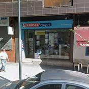 Oficina de Viajes Eroski de Floranes en Santander