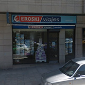 Oficina de Viajes Eroski de Travesía de Vigo en Vigo