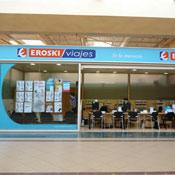 Oficina de Viajes Eroski de Centro Comercial El Ingenio en Torre Del Mar