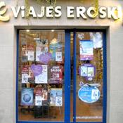 Oficina de Viajes Eroski de Tafalla