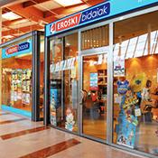 Oficina de Viajes Eroski de Centro Comecial Urbil en Usurbil