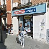 Oficina de Viajes Eroski de Leganes en Leganés