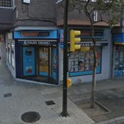 Oficina de Viajes Eroski de Calle Asturias en Zaragoza