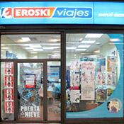 Oficina de Viajes Eroski de Centro Comercial Boulevard en Vitoria-Gasteiz