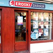 Oficina de Viajes Eroski de Hondarribia