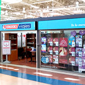 Oficina de Viajes Eroski de Centro Comercial Ruta de la Plata en Cáceres