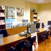 Oficina de Viajes Eroski de Centro Comercial Berceo en Logroño