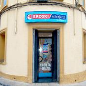Oficina de Viajes Eroski de Alfaro