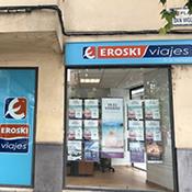 Oficina de Viajes Eroski de Plaza San Miguel en Zaragoza