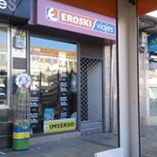 Oficina de Viajes Eroski de Delicias  en Valladolid