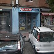Oficina de Viajes Eroski de Rondilla en Valladolid