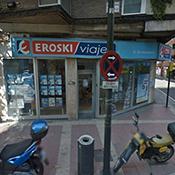 Oficina de Viajes Eroski de Avenida de Madrid en Zaragoza