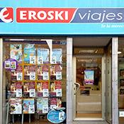 Oficina de Viajes Eroski de Barrio Del Pilar en Madrid