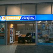 Oficina de Viajes Eroski de Centro Comercial Luz del Tajo en Toledo