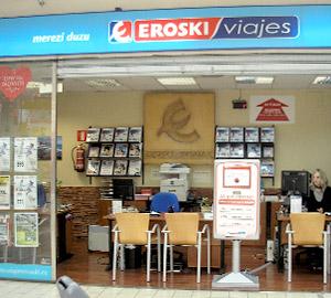 Oficina de Viajes Eroski de Hipermercado Eroski Leioa en Leioa