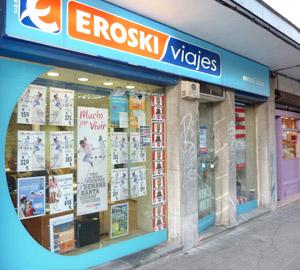 Oficina de Viajes Eroski de Algorta