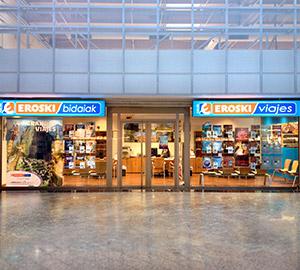 Oficina de Viajes Eroski de Centro Comercial Bilbondo en Basauri
