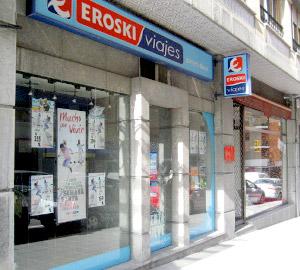Oficina de Viajes Eroski de Basauri