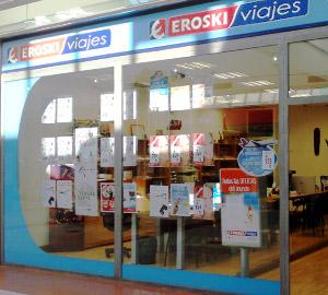 Oficina de Viajes Eroski de Centro Comercial Valle Real en Maliao