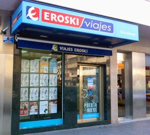 agencia de viajes en logro o agencia de viajes eroski
