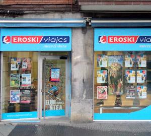 Oficina de Viajes Eroski de Zumarraga