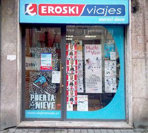Oficina de Viajes Eroski de Deusto en Bilbao