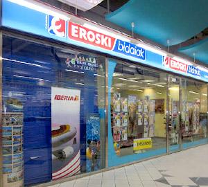 Oficina de Viajes Eroski de Hipermercado Eroski Mondragon en Arrasate-Mondragon