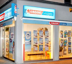 Oficina de Viajes Eroski de Salburua en Vitoria-Gasteiz