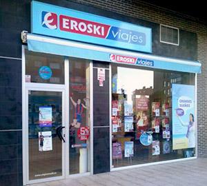 Oficina de Viajes Eroski de Zabalgana en Vitoria-Gasteiz