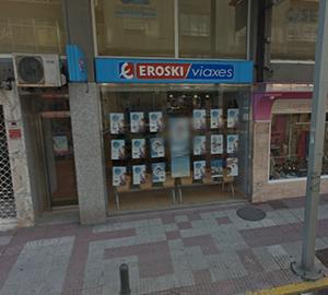Oficina de Viajes Eroski de Burela