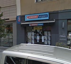 Oficina de Viajes Eroski de Gorriti en Pamplona