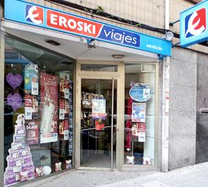 Oficina de Viajes Eroski de República Argentina en Santiago de Compostela