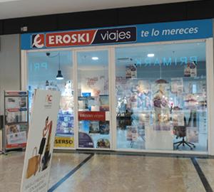 Oficina de Viajes Eroski de Centro Comercial Nueva Condomina en Churra