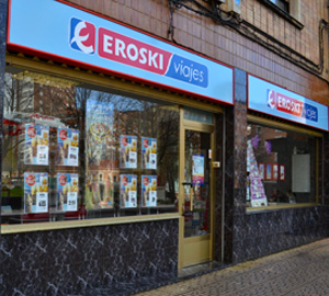 Oficina de Viajes Eroski de Cruces en Barakaldo
