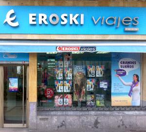 Oficina de Viajes Eroski de Plaza Provincia en Vitoria-Gasteiz
