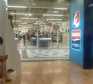 Oficina de Viajes Eroski de Centro Comercial Valderaduey en Zamora